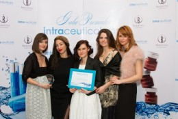 Noblezza Beauty Lounge: cel mai bun startup Intraceuticals