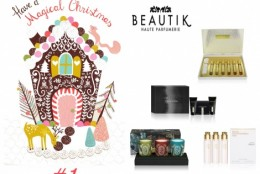Magic Christmas #1: capitole olfactive de poveste in selectia Beautik Haute Parfumerie