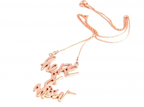 Necklace Here&Now