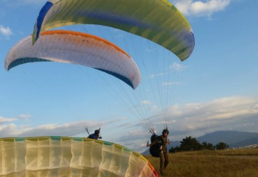 HappyCLoud_paragliding-training