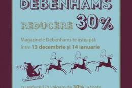 Debenhams sales