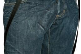 Suspender Sex Jeans