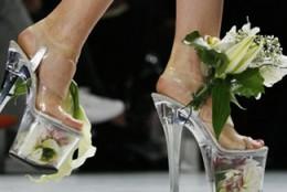 Tendinte pantofi primavara-vara 2009