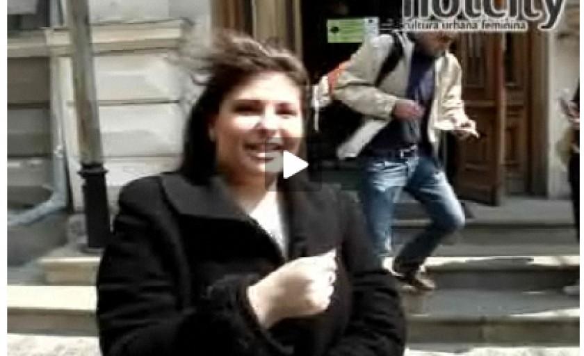 Fashion video: Targ cu Talc 2