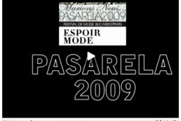Pasarela 2009 – interviu Philippe de Saint Mart