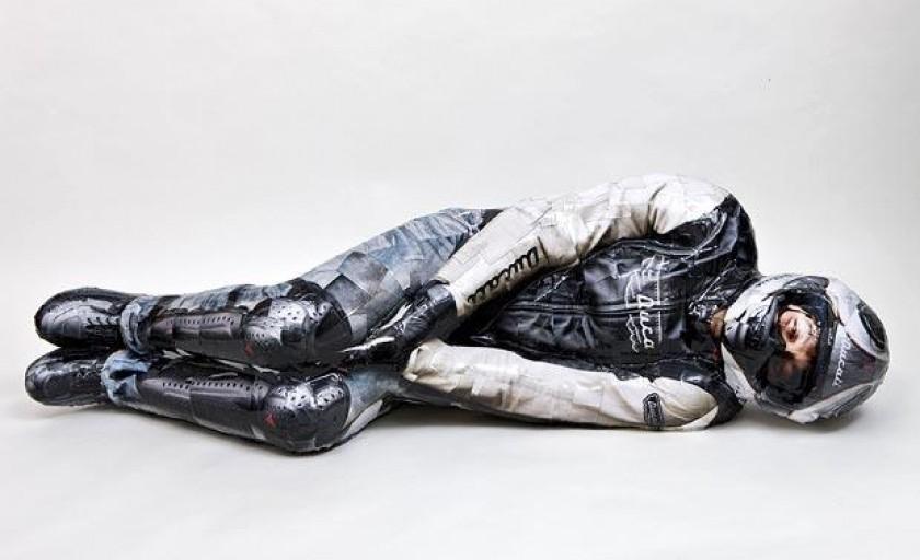 Fotografii transformate in sculpturi 3D