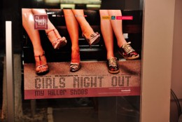 Cum a fost la Girls Night Out: My killer shoes