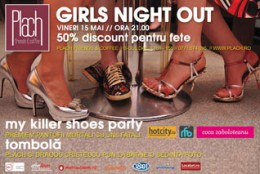 Girls Night Out: My Killer Shoes