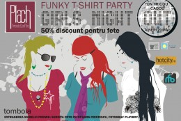 Girls Night Out: Funky T-shirt Party