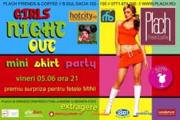 Girls Night Out: Mini Skirt Party