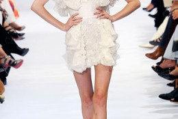 Elie Saab – Fall 2009 Haute Couture