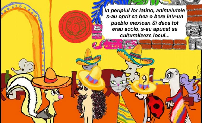 In Mexic la un pahar de Campari