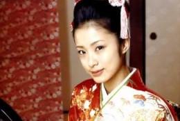 Despre kimono si frumusetea japoneza