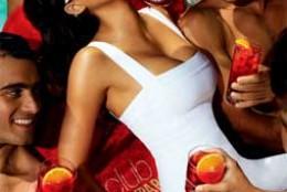 Red passion si Campari Velvet