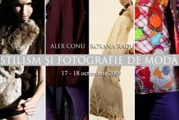 Curs de stilism si fotografie de moda