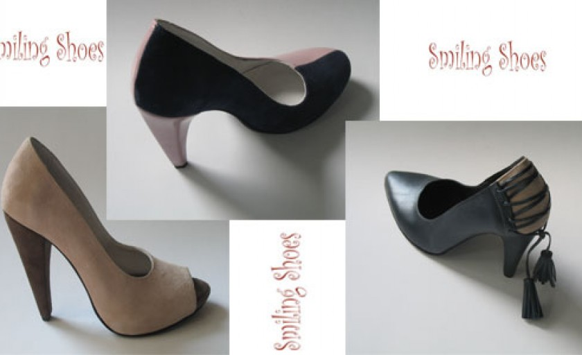 Smiling Shoes: Tie Me Up