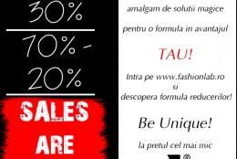 Fashionlab – sales are on