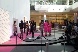 Pink Ribbon la Londra