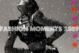 Fashion moments 2009 via Twitter