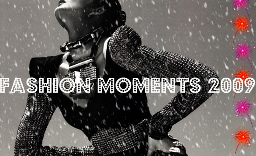 Fashion moments 2009 via Twitter