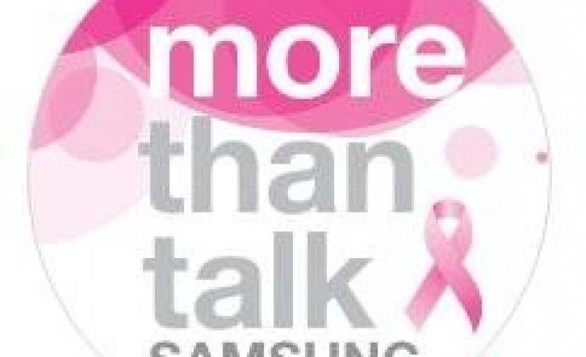 Samsung More than talk pe Facebook