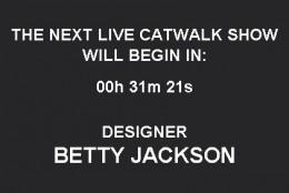 Live blogging: Betty Jackson f/w 2010-2011 @LFW