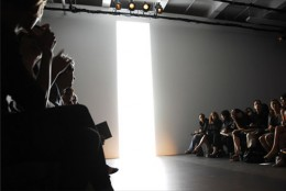 Live blogging: Calvin Klein fall/winter 2010-2011