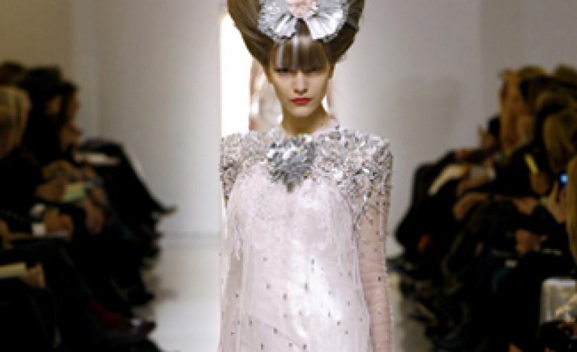 Haute-couture primavara-vara 2010