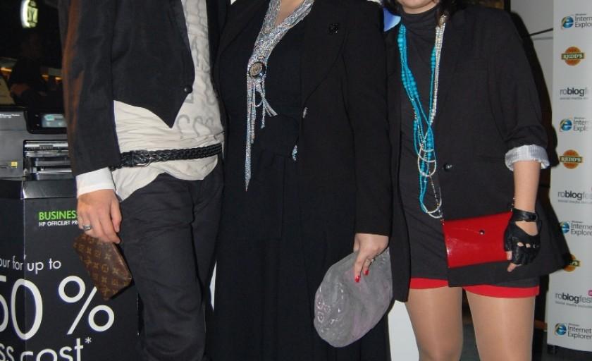 Seara castigatoare la Roblogfest 2010