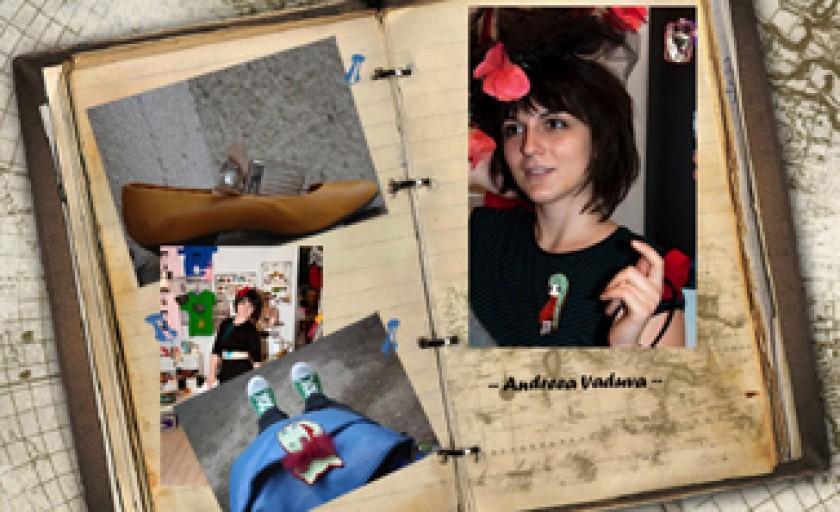 Oracolul modei: Andreea Vaduva