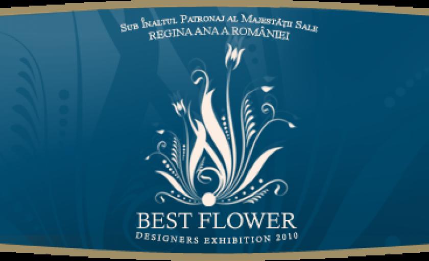 Best Flower Design Exhibition 2010