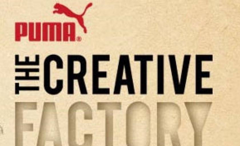 Puma Creative Factory pune la incercare creativitatea