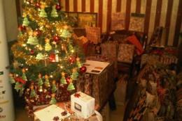 Tabu Christmas Party