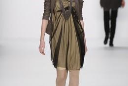 Irina Schrotter toamna-iarna 2011-2012 (Berlin Fashion Week)