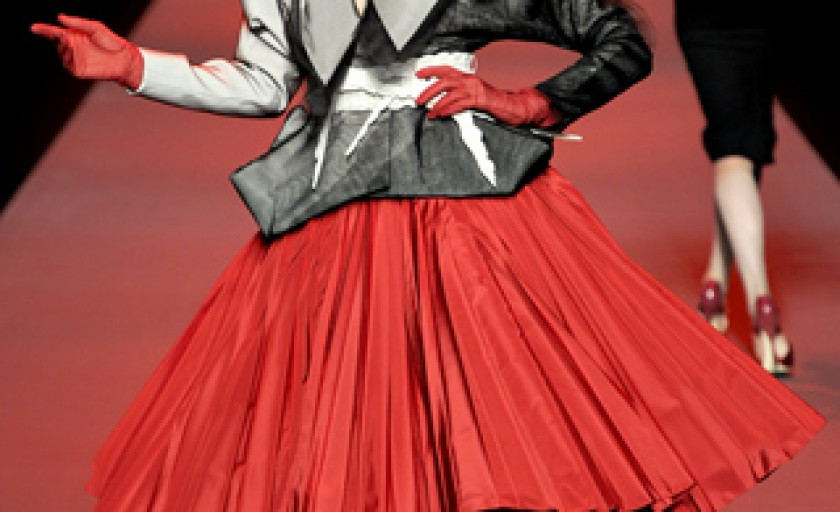 Christian Dior – Haute Couture primavara 2011