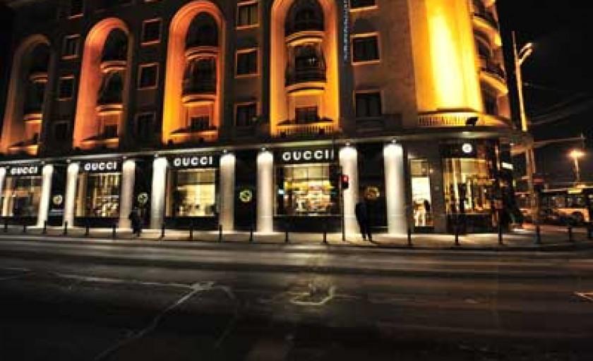 Primul magazin Gucci in Romania