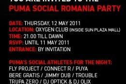 PUMA Social Party