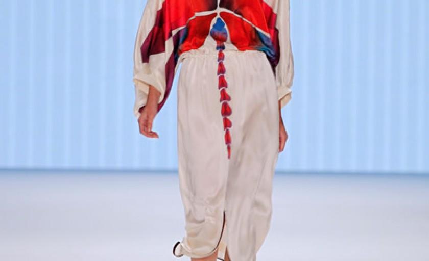Alina Botea primavara-vara 2012 (Berlin Fashion Week)