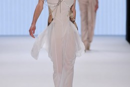 Lena Criveanu primavara-vara 2012 (Berlin Fashion Week)