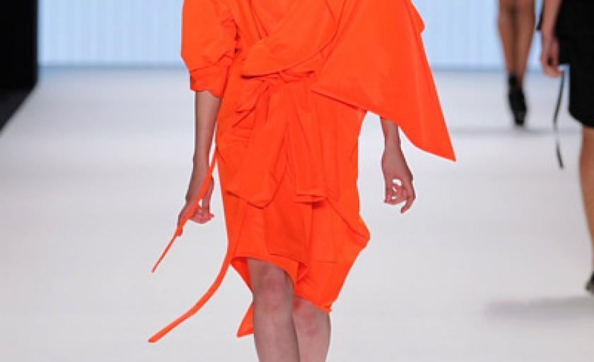 Lucian Broscatean primavara-vara 2012 (Berlin Fashion Week)