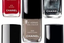 Chanel si defilarea noilor lacuri de unghii pentru toamna 2011