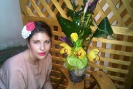 Ikebana, stil si gadgeturi fashion