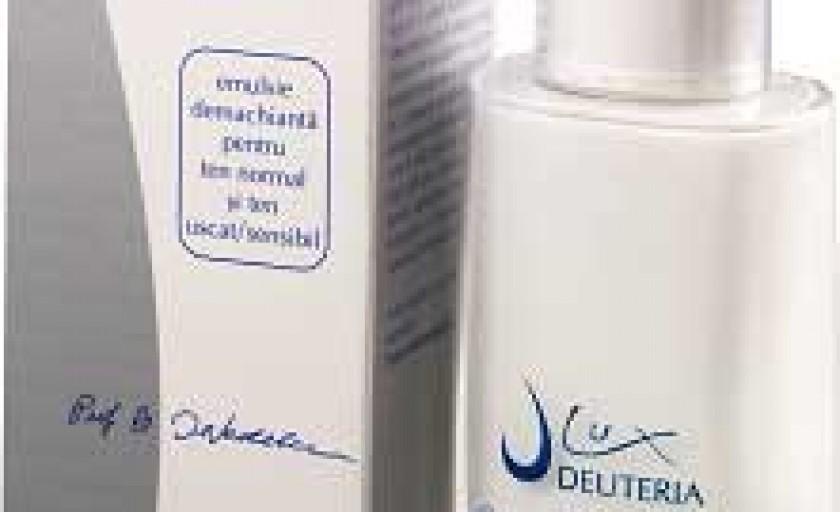 Lotiune demachianta Deuteria Lux