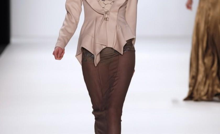 Lena Criveanu toamna-iarna 2012-2013 (Berlin Fashion Week)