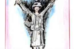 Istoria taiorului Chanel via Tokyo