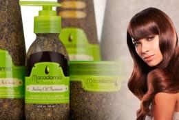 Macadamia Natural Oil: solutia pentru parul dificil de aranjat
