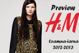 Preview H&M toamna-iarna 2012-2013