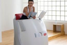 HYPOXI: mai mult decat o metoda de antrenament, un stil de viata