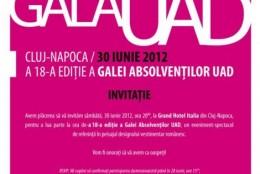 Un weekend fashion: Gala UAD 2012