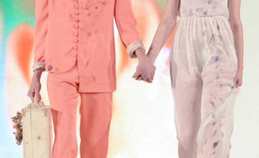 Alexandra Ivascu (Four Moments of Love): cea mai optimista poveste fashion la Gala UAD 2012